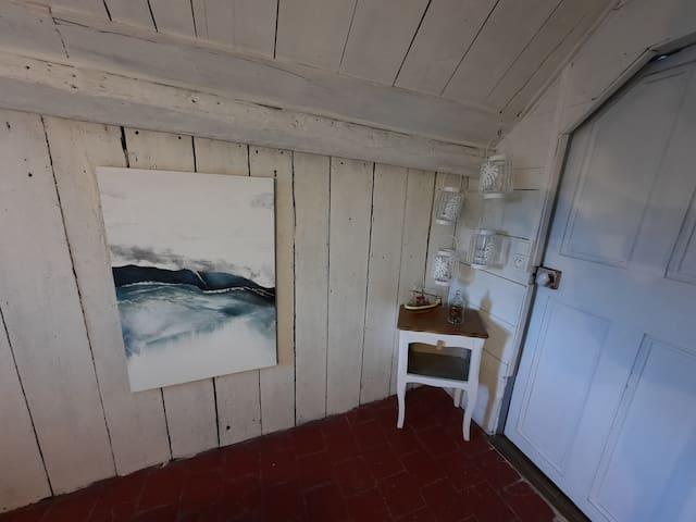 La chambre tomettes (2ème étage)
