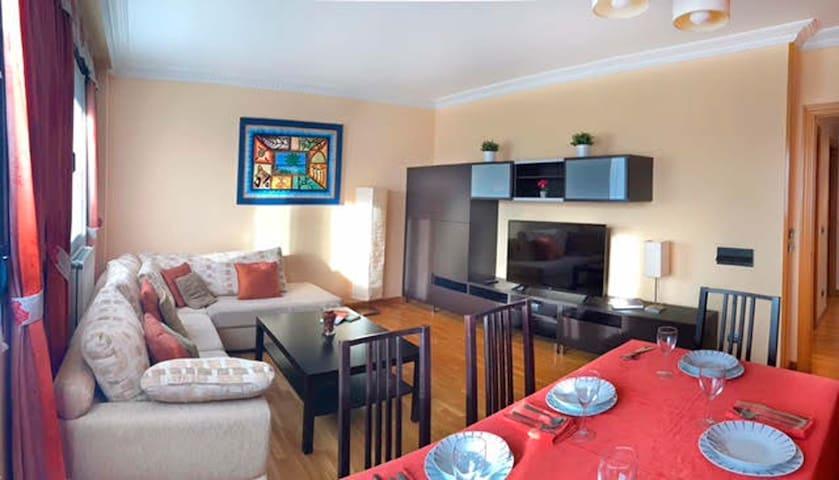 Apartamentos Vitoria - Vitoria-Gasteiz - Pis