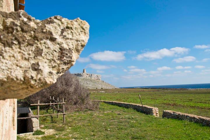 Casa Del Contadino Grotta Dei Cervi