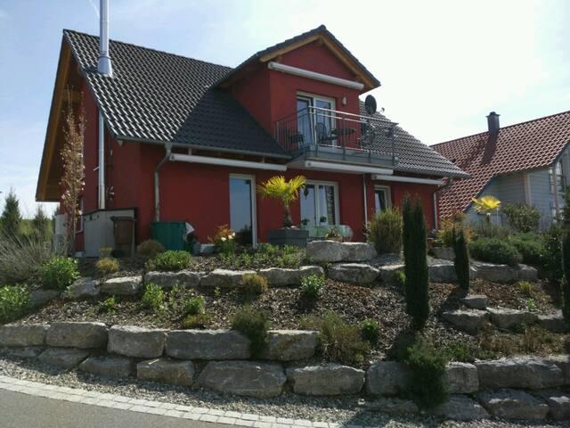 Micro-Appartement in Nähe zum See und zur Schweiz - Öhningen - Pousada