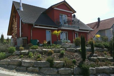Micro-Appartement in Nähe zum See und zur Schweiz - Öhningen - Bed & Breakfast
