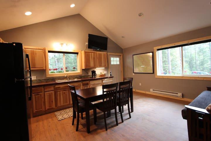 Living room towards front door