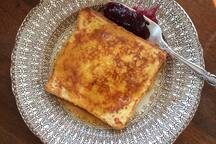 Our pullman loaves also make great french toast.