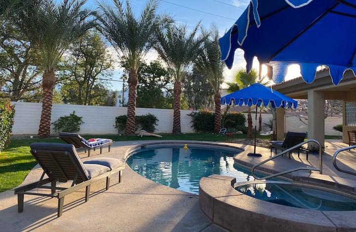 Huge Private Lot & Casita, BEST location in Desert