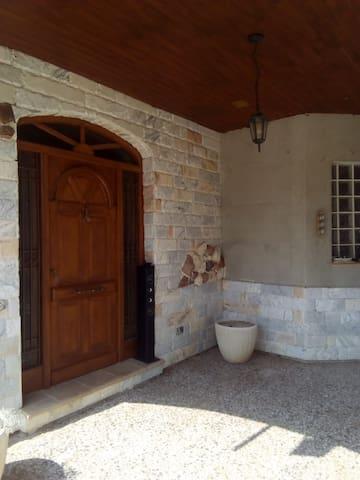Habitaciones en chalet - Chambres dans un chalet