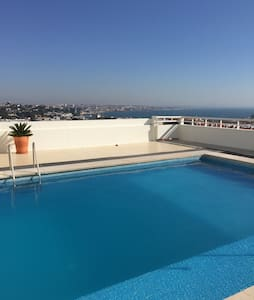Studio -swimming pool on roof top - Cascais - Wohnung