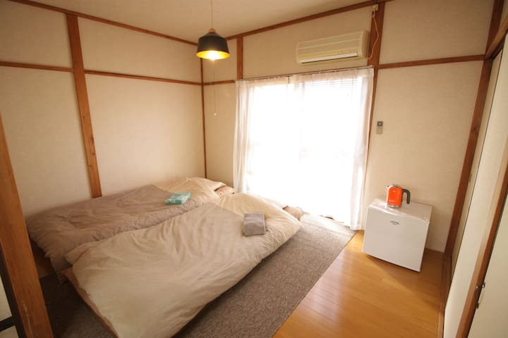 TAMA, TKY: Cozy Japanese modern style apartment - 多摩市 - Apartment