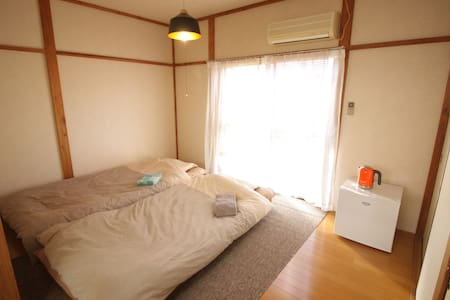 TKY: Cozy Japanese modern style apartment - 多摩市 - Huoneisto
