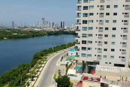 Apto en Cartagena de Indias Colombia, Habitaciones - Cartagena