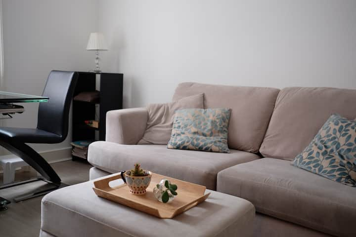 Cosy flat near The British Museum & Oxford Street