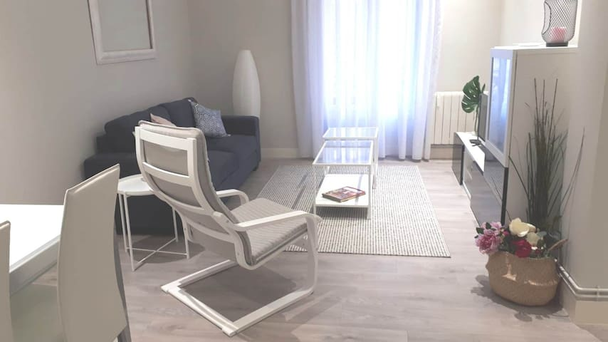 Salón: zona de estar,