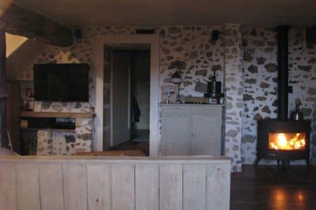 Hameau des galants - Escragnolles - บ้าน