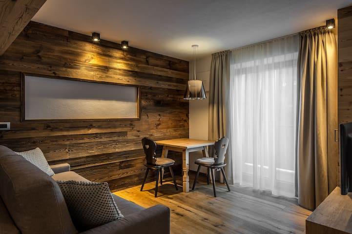 Dolomiti Lodge Lavarella - La Villa - Apartmen