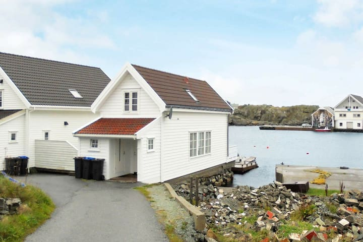 7 person holiday home in Utsira