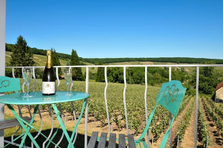 Gîte au coeur de la Champagne