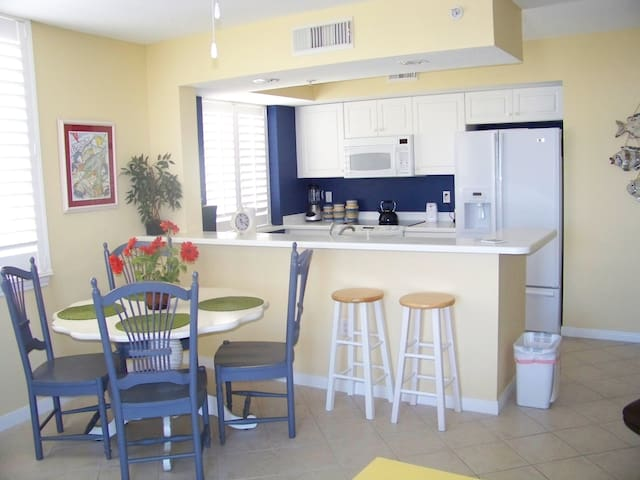 Bright Kitchen...Windows