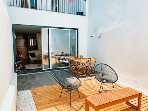 Amazing Duplex with Garden in Belem