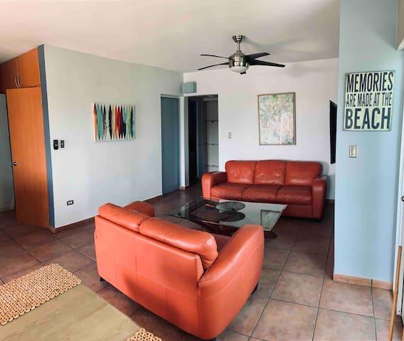 Cabo Rojo Penthouse / Terraza / piscina