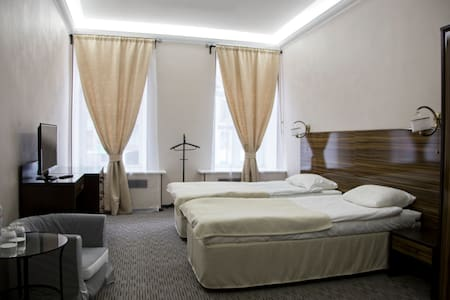 Двухместный номер в двумя раздельными кроватями - Sankt-Peterburg