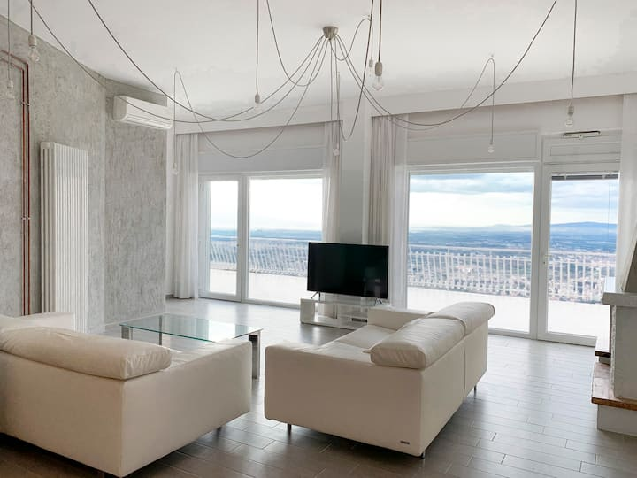 Luxury apartment in Caserta Vecchia ( near Naples)
