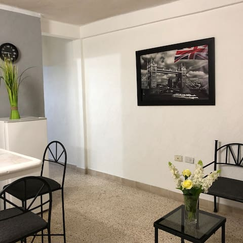 Departamento In the heart of Carmen Cozy Apartment