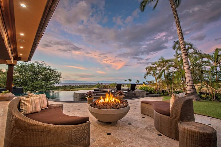 Hualalai Resort | Gorgeous 5BR | Infinity Pool