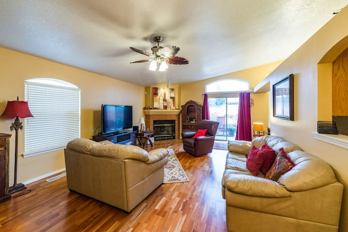 Dog friendly, awesome clean house.
