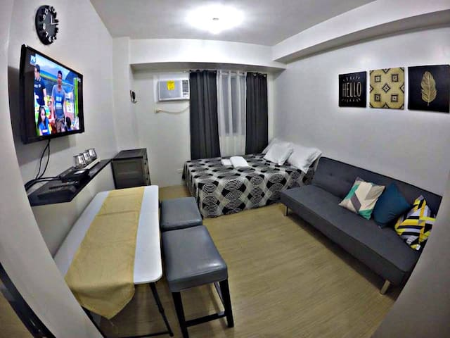 Comfy Vacation Home at Prime Location in QC - Quezon City - Hus