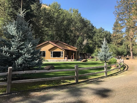 Beautiful Cabin close to wine country!