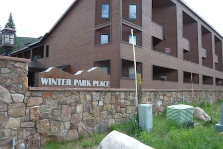 Backs to River, Walk to Lifts - Winter Park - Kondominium