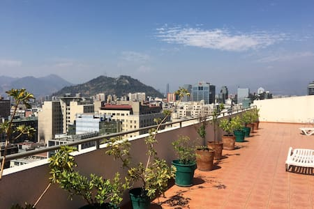 Depto. Santiago centro, muy cerca de ¨La Moneda¨ - Santiago
