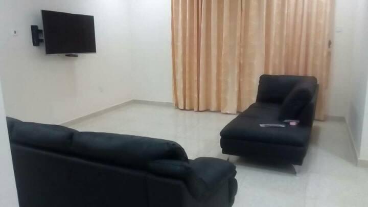 Pacific estate Luxury court in Kumasi