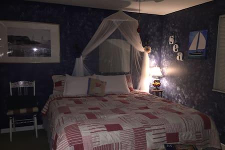 Quaint Cottage, Bedroom #1 only