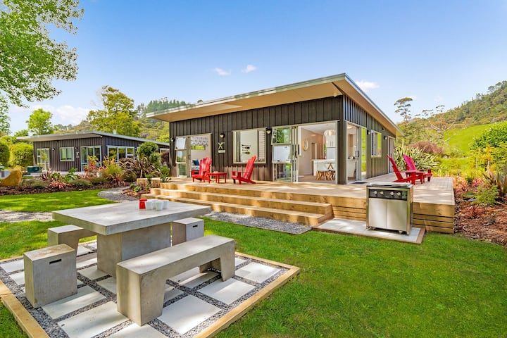 Flaxmill Bay Holiday House - Gemstone