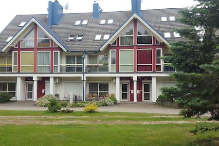 The apartments are Juodkrantėje. - Juodkrantė - Wohnung