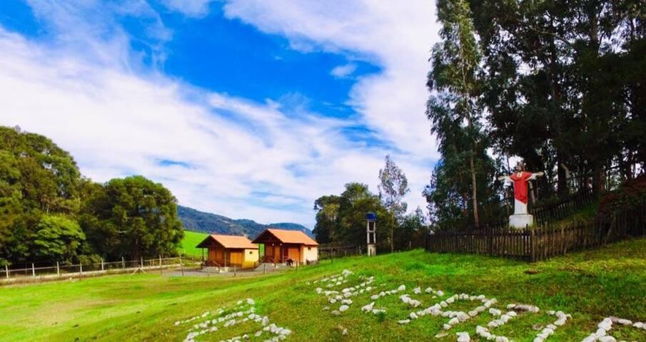 Hospedagem rural