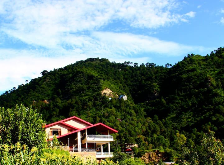 The Red Roof Farms in Barog, Solan by HomeZoned