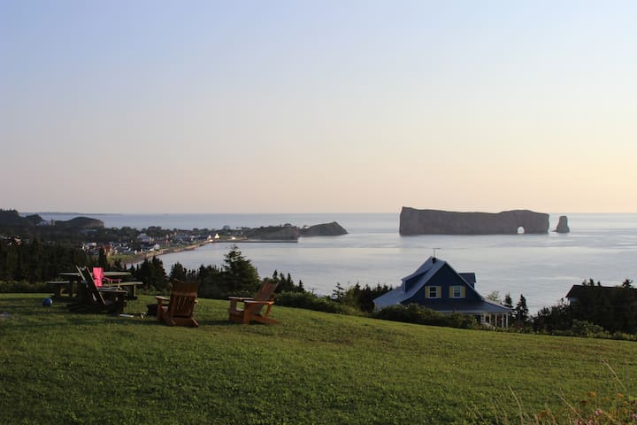 Chalets Nature Ocean - Percé - Serviced apartment