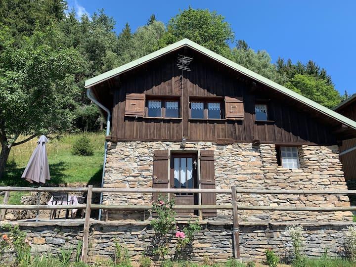 Chalet (6pax) Ski resort Valmorel-Doucy
