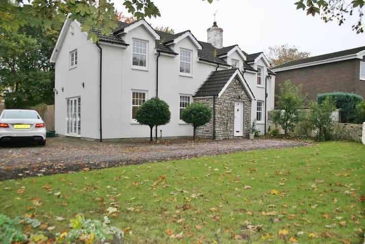Contemporary Cottage - Vale of Glamorgan - Casa