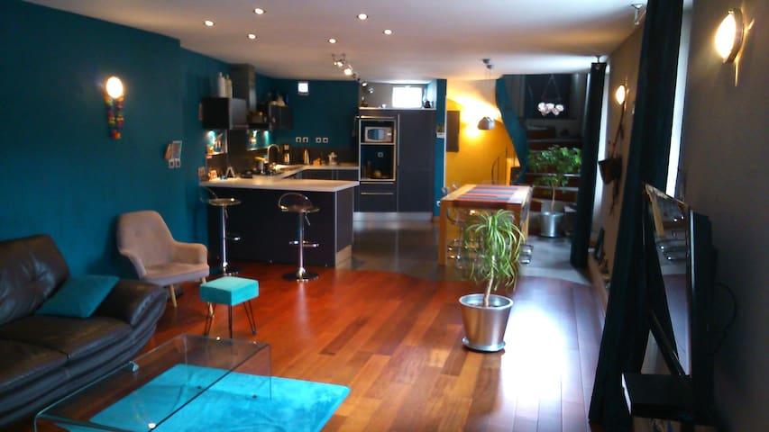 Appartement spacieux moderne au coeur de Villard
