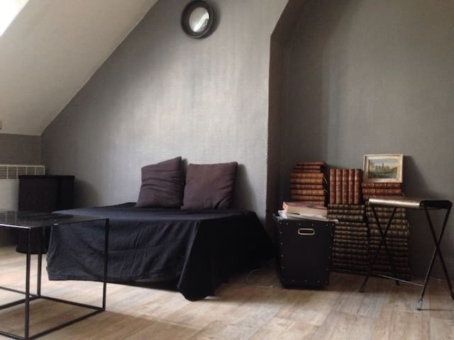 Lovely & Arty cheap flat in Paris - París - Pis