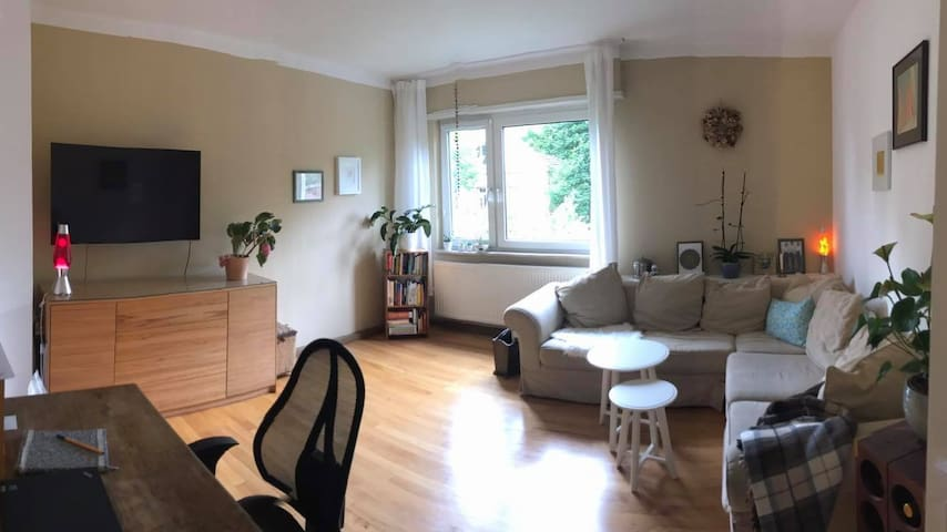 Großzügige 2 Zimmer Wohnung in Wieblingen