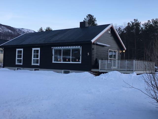 Monicas cabin.