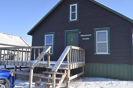 Lake Oahe SD Cabin