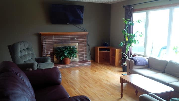 Three bedroom house - great location