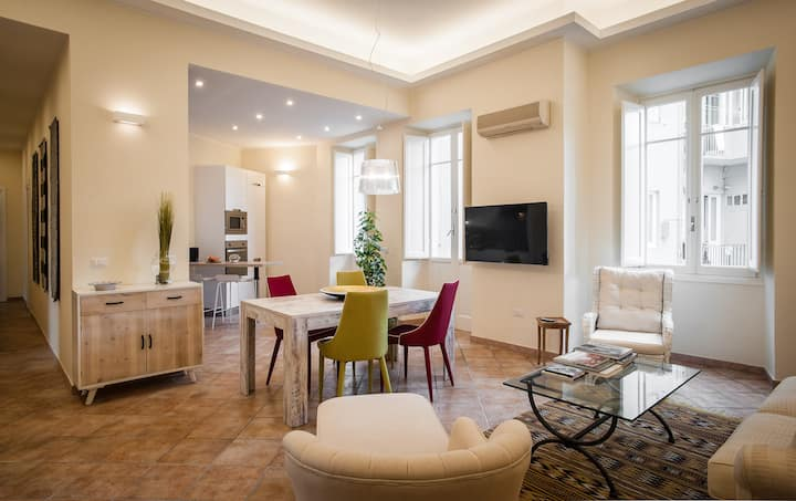 ExmA Luxury Apartment - Cagliari center
