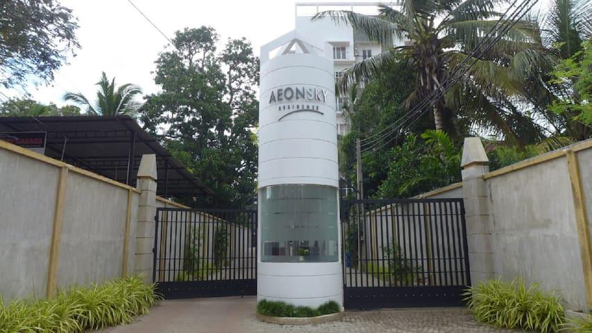 Luxury Studio Flat Near Airport/Negombo