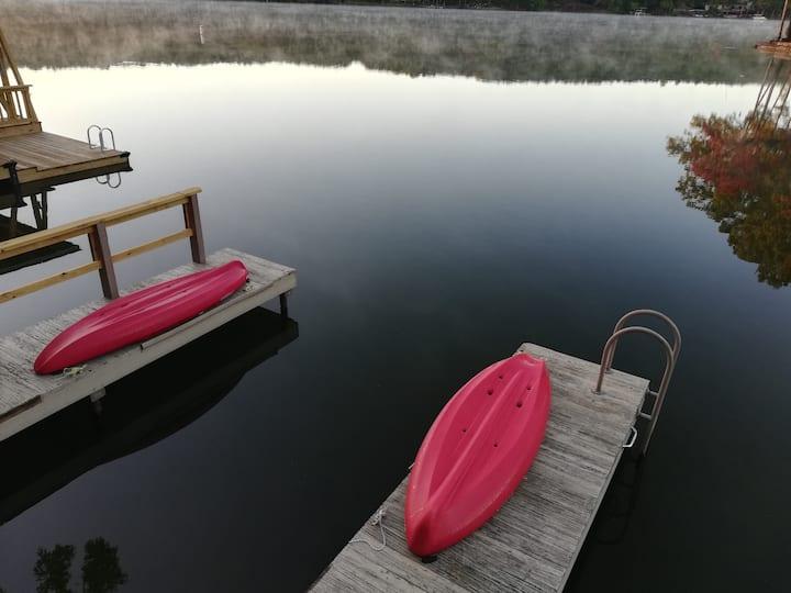 Lake Fun Escape Destination