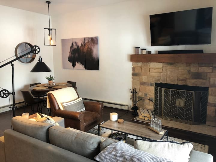 2-Bed Eagle-Vail Condo - Ideal spot for Vail & BC